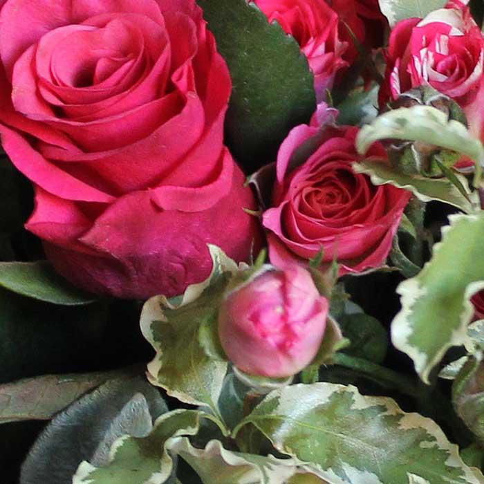 фото 1: Букет из роз
